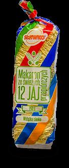 Sławko - makaron z jaj przepiórczych - wstążka cienka