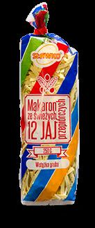 Sławko - makaron z jaj przepiórczych - wstążka gruba