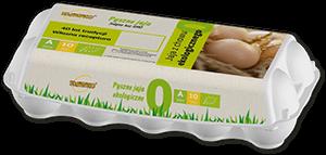 Sławko - menu - jaja ekologiczne