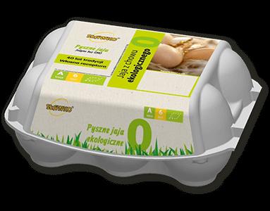 Sławko - oferta - jaja z chowu ekologicznego