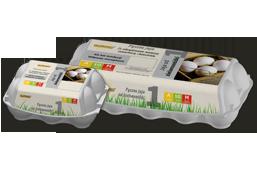 Sławko - jaja od zielononóżki